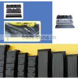 Rubber track Pad/rubber crawler block for heavy duty Construction Machinery and farm machinery equipment
