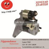 Auto Engine parts Denso Starter motor prices (228000-9641,428000-0320)