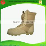 2014 hot fashionable outdoor safety desert army military boots desert amry military combat boots