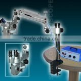 Portable Surgical Microscope / Portable Operating Microscope / Table Clamp Operating Microscope