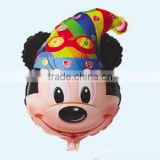 Mickey Head Foil Balloon 48.6Wx60hcm