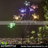 rgb led light Flower mini light, Stake led tree rgb light, decoration led light rgb