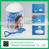 Magic snow powder for christmas decors
