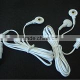 electric copper lead wire/electrode unit/durable medical cable for surgical insturment