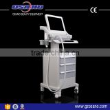 Loss Weight Beauty Machine With Face Lift 1.0-10mm Hifu Machine For Body Treatment Nasolabial Folds Removal Improve Blood Circulation