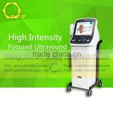 High Frequency Portable Facial Machine New Korea Tech High Intensity Focused High Frequency Facial Machine Home Use Ultrasound HIFU Beauty SPA Machine / Skin Lifting/ Wrinkle Remover Skin Tightening