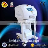WOW! It works so~ well!! 2014 Best 808 Diode Laser Machine for Permanent Hair Removal