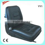 Universal Linde forklift seats with forklift seat switch