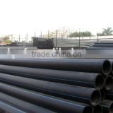 PE80/PE100 HDPE plastic joint pipe for water/gas supply made in China