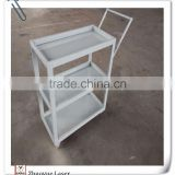 Sheet metal parts for Trolly/China custom precision Zinc-plated sheet metal fabrication pieces