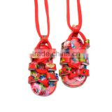 wholesale high quality hot sale Rome sandals Baby walker Baby shoes Soft soled sandals Children's shoes