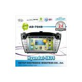 High quality Android OS Car DVD Player for Hyundai IX35 with GPS + Radio + Ipod + Bluetooth