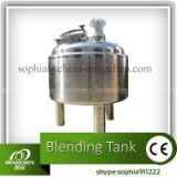 new product for 2014 Mingchen Heating Double Jacketed Stainless Steel Mixing Tank/vessel(CE certificated)