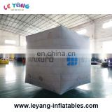 Guangzhou Factory customized giant advertising cube balloons for parade