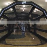 Airtight inflatable batting cage net for sale!