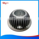 aluminum heatsink/radiator profile extruded flat heatsink