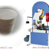 Types of high quality wood cutting band saw machine sales in factory price