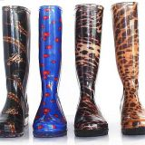 Various Colour Women Rain boots,New fashion Women rain boots,Popular Style Lady PVC boots, boots