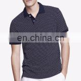Men cotton polo t shirt