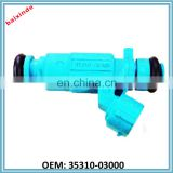 35310-03000 For Korean Car Original Fuel Injector Injection Nozzle 3531003000 S036 1B S062