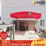 Push and pull tent  warehouse tents factory supplies