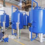 Automatic Oilfield Reinjection Water Stainless Steel Pressure Vessel