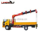 Authorized Distributor New SPS16000A-F 7.5 Ton Palfinger Telescopic Boom Crane