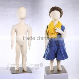 Child Foam full body adjustable mannequin Baby dummy M0017-CH01T