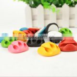 Attractive Cord Wire Drop Box Tape Turtle Holder Clamp Spring Management Organizer Cable Winder