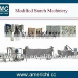 Pre-gelatinized starch machinery