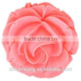 promotional customized rose shape silicone cake mold/gift/fondant cake decoration mold                                                                         Quality Choice