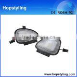 Super bright LED Front Under Mirror Light for passat B7 2011