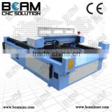 High precision and working effective die board laser cutting machine laser-150W cutting machine for metal and nonmetal