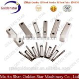 Excavator parts high quality lock pin/ tubular pin/ spring pin/ parallel pin for excavator Made in China