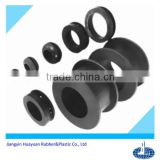 EPDM/silicone/Natural rubber/NBR/recycled rubber/CR(Neoprene) various sizes auto rubber wire grommet