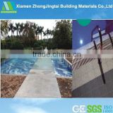 Competitive price hot selling flooring materials water permeable vitrified paving tile in Spanish