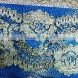 2016 new fashion nice nylon/poly lace fabric