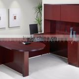 Modern wooden office furniture, office collection, credenza shell,contemporary office desk (SZ-OD066)