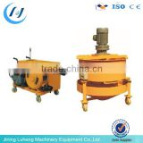 Skype: luhengMISS diesel /electric cement grout pump and mixer for sale