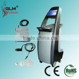 Advanced high frequency ultrasound needle-free cryo electroporation machine for whole body care