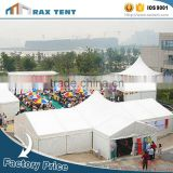 high quality aluminum poles connectable tent with best choice