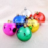 hot sale open plastic christmas ball