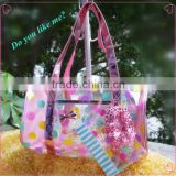 transparent pvc excellent women carry handbags TP7284