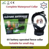 Pet Containment System electric fence for dog DF-112 with long range