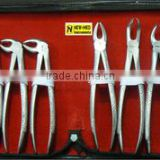 Dental Extracting Forceps, Dental Tooth Extracting Forceps