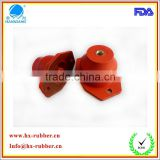anti-shock/protected/pressure resistance OEM Abs/high quality exhaust rubber damper mount