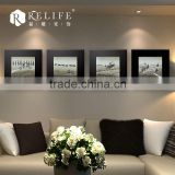 2014 Modern 3D Wall Painting frameless picture frame magnetic                                                                         Quality Choice