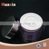 Unbeatable Prices Silk-screen Printing New Design acrylic cream jars for cosmetic packing