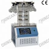 Scientz-10ND Electric Heating Freeze Drying Machine Ordinary/Top Press/Ordinary Multi Manifolds/Top-Press Multi-Manifolds