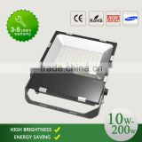 IP65 waterproof 100 Watt Die Casting Aluminum LED Flood Light AC 85-265V 2700-6500K